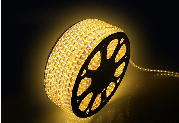High voltage waterproof led strip