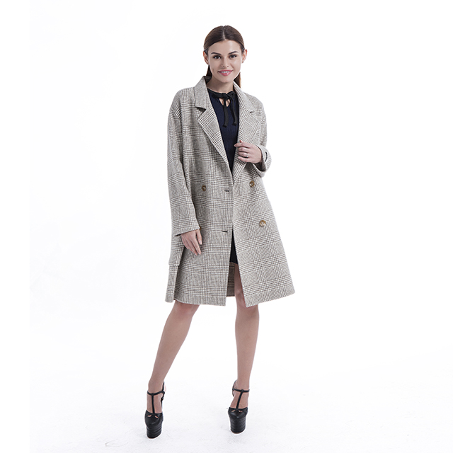 New Cashmere Coat