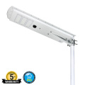 40 Watt Solar Powered Parking Lot Pole Lights