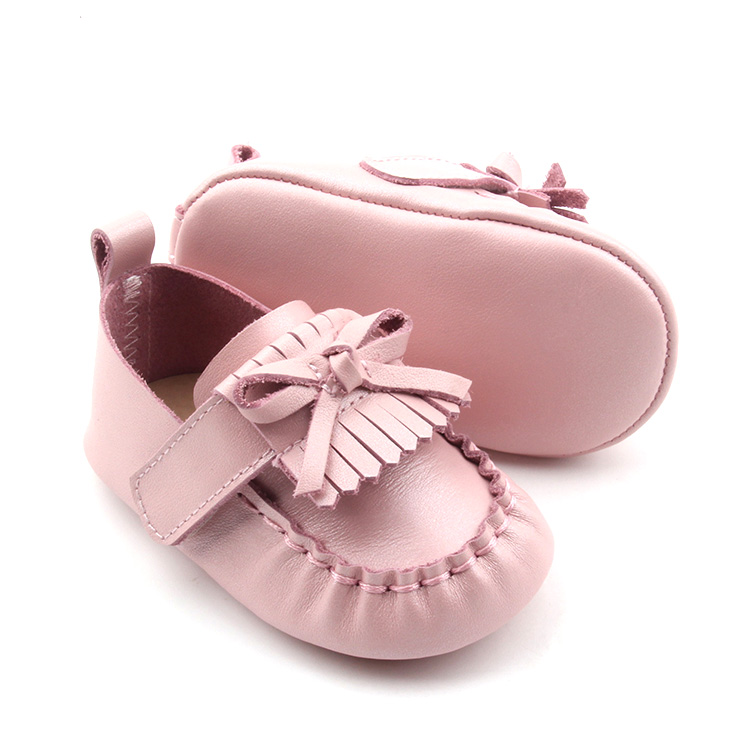 Baby boat shoes Tassel shoes