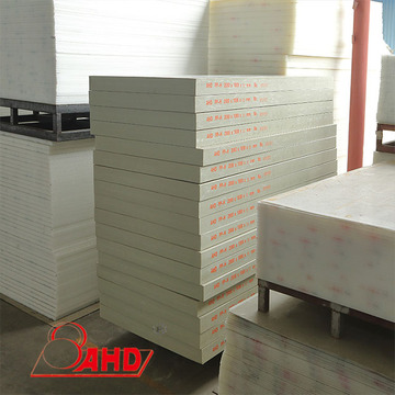 Semi-crystalline Gray Polypropylene PP Sheet