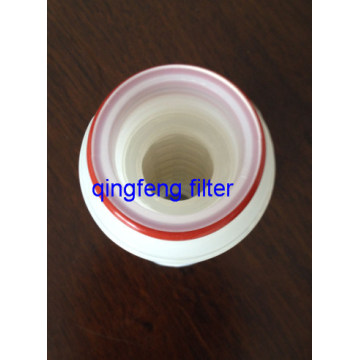 0.45um Filter Membarne PVDF Pleated Cartridge