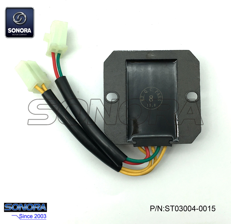 Baotian Scooter BT125T-3FA2 Rectifier