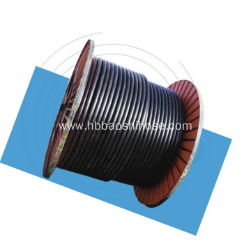 Flexible Gas Transmission Pipe
