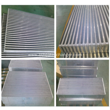 Aluminum Cooler On & Off Highway Applications