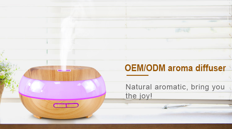 essential oil diffuser ultrasonic humidifier