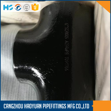 Carbon Steel Seamless ButtWeld Pipe Tee
