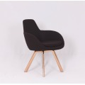 Modern designer Tom Dixon High Scoop copper Chair