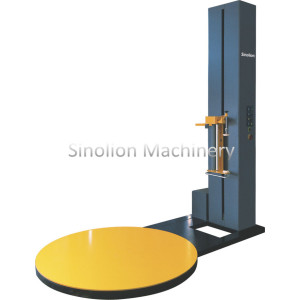 Top Suppliers for Pallet Wrap Machine Friction pallet stretching wrapping machine supply to Marshall Islands Supplier