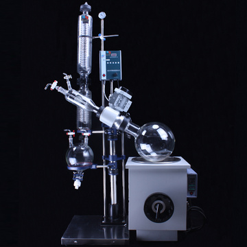 High quality 10l rotary evaporator and condenser