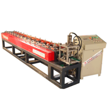 Metal fence cold roll forming machine