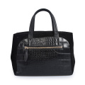 Genuine Crocodile Leather Office Bag Lady Laptop Handbags
