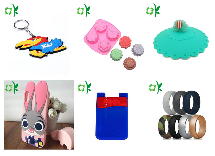 All Kinds Of Silicone Products