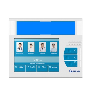 Hospital Nurse Call Button System For Communication