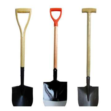 Leading for Military Folding Shovel Landscaping Cheap Round Head Shovels export to India Factory