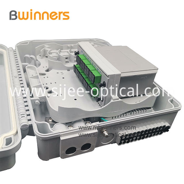 Fiber Enclosure Box