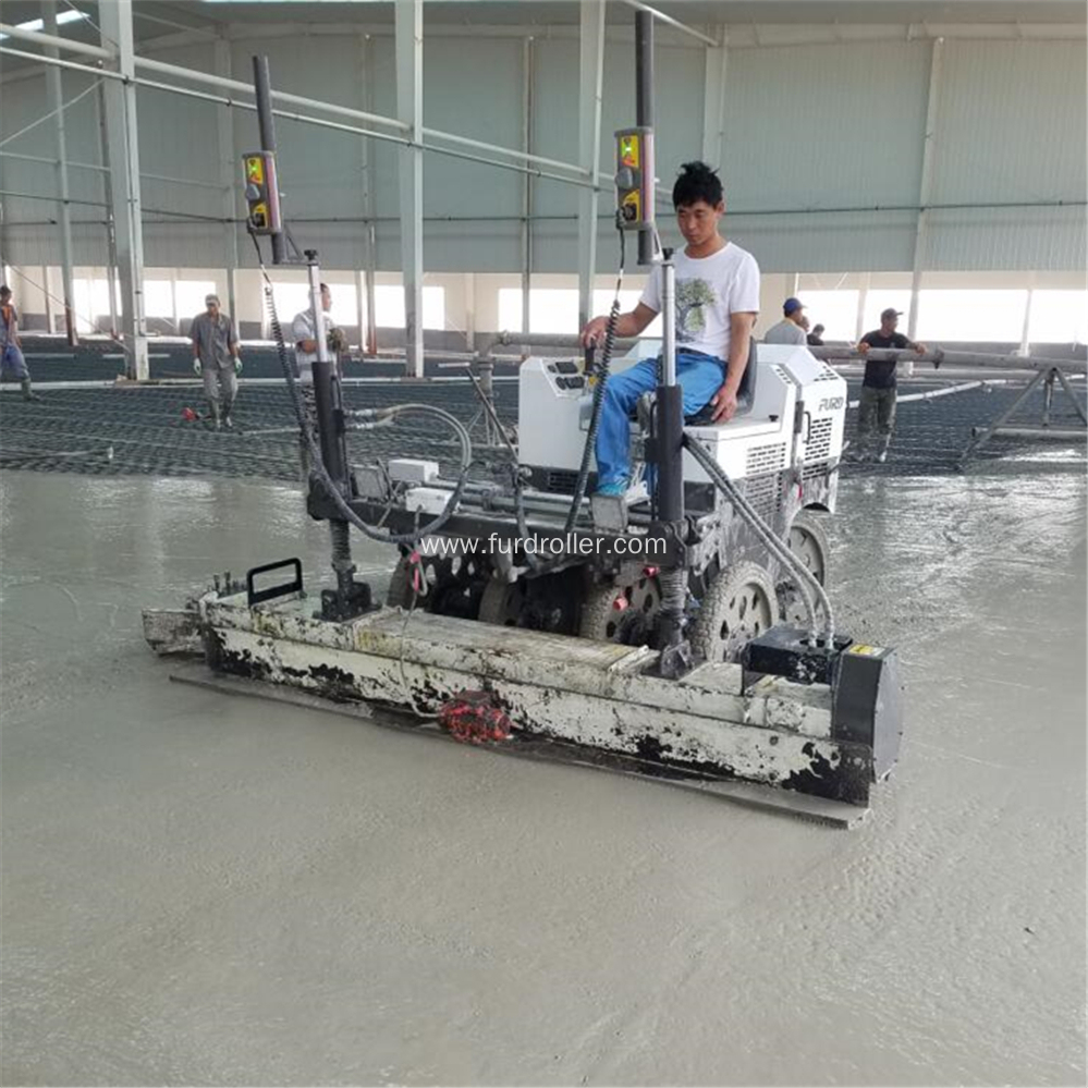 Trimble Self Leveling Concrete Laser Screed