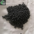 Nitrogen Calcium fertilizer white granular.