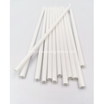 Compostable FDA Disposable Plant Sturd Eco Drinking Straws