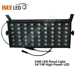 Dimmable Outdoor DMX RGB Facade and Flood Light