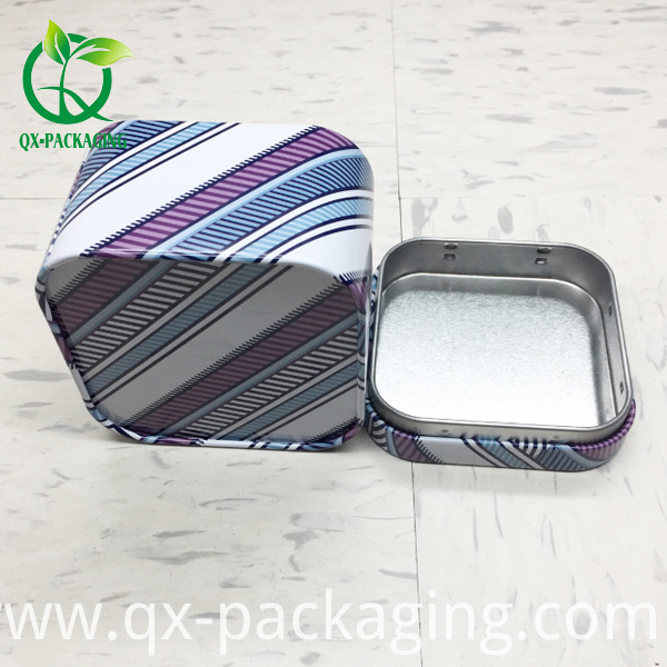 watch gift tin box