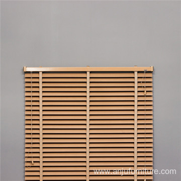 Factory direct custom wood plantation shutters wood color shutters