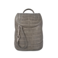 2019 Luxury Quality Genuine Crocodile Leather Small Backpack