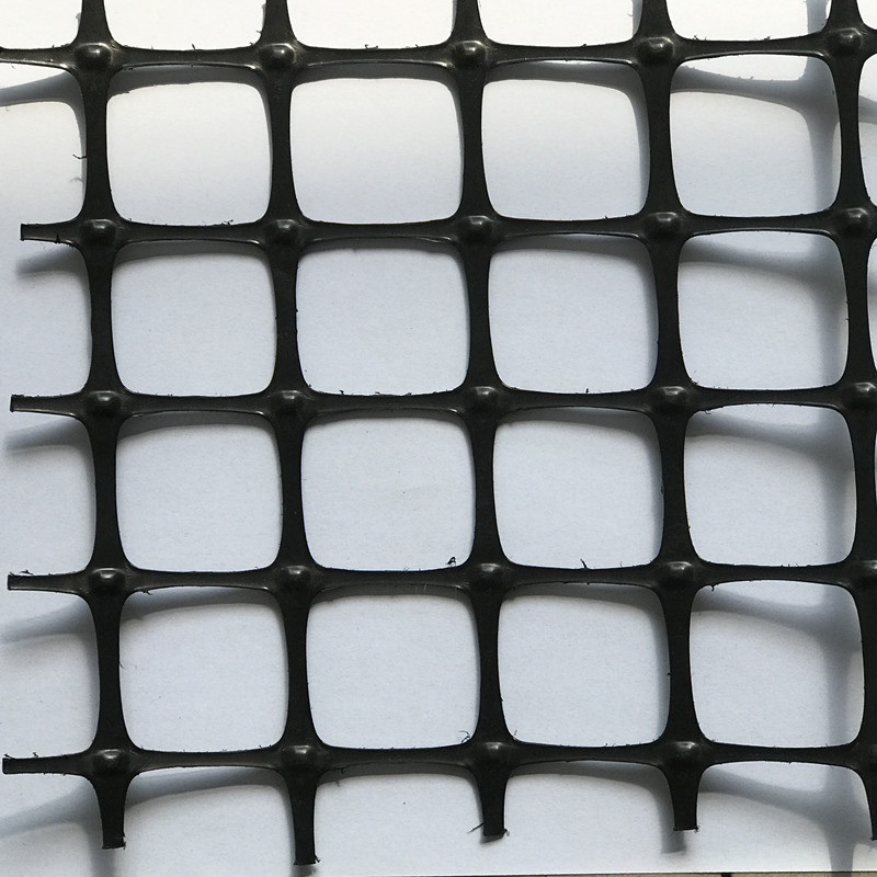 PP Biaxial  Plastic Soil Stabilization Geogrid