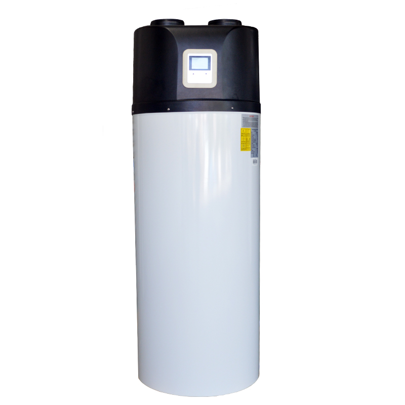 Water Heater with Extra Solar Coil
