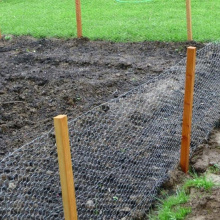 Chicken Wire Fence For Garden Ideas