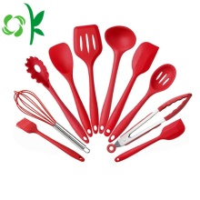 Silicone Cooking Kitchen Utensils Ser Ladle Spoon Wholesale