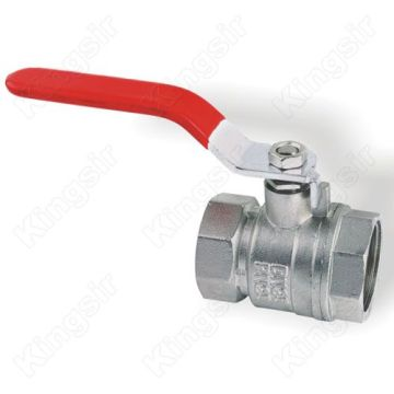 Discountable price for Sanitary Ball Valves High Quality Brass Ball Cock supply to Kenya Manufacturers