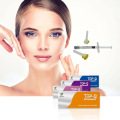 Buy hyaluronic acid dermal filler 2ml BDDE Technology Pure Cross Linked Eye Wrinkles Ha Fillers