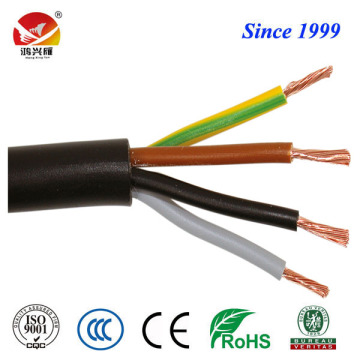 h05vv-f flexible RVV electrical wire and cable