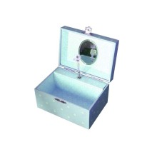 Personlized Products for Wooden Music Eight Tone Box The wooden rotating music box export to South Korea Wholesale