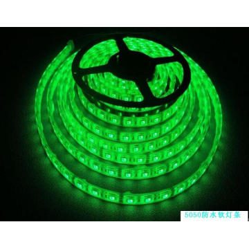 Good quality 100% for Energy Saving Led Tape Light Cuttable SMD 5050 led strip export to France Supplier