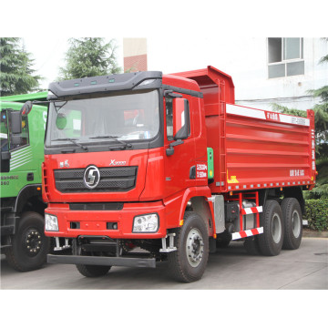 SHACMAN X3000 6x4 380HP TIPPER truck DUMP truck for sale