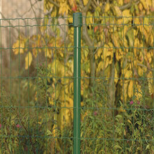 Best Evaluation PVC Coated Euro Fence