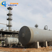 China for Continuous Distillation Competitive Price Continuous Waste Plastic Oil Recycle Plant supply to Benin Importers