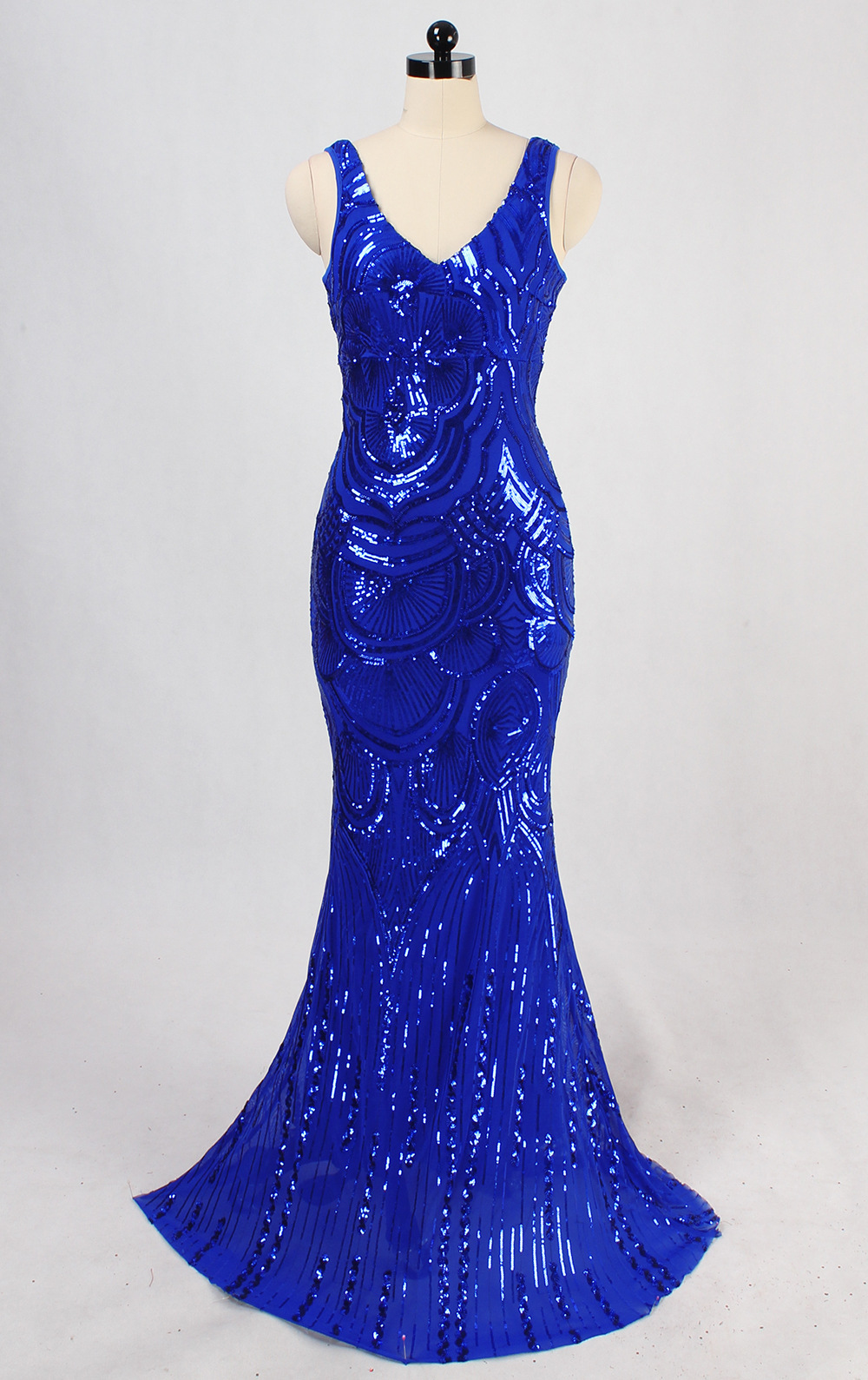 Banquet evening dress