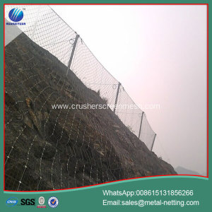 rockfall netting barrier export rock fall barrier