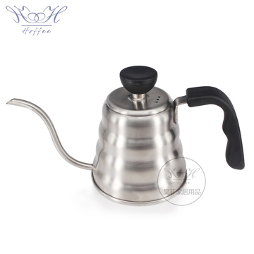 700ml Stainless Steel Gooseneck Coffee Maker Kettle
