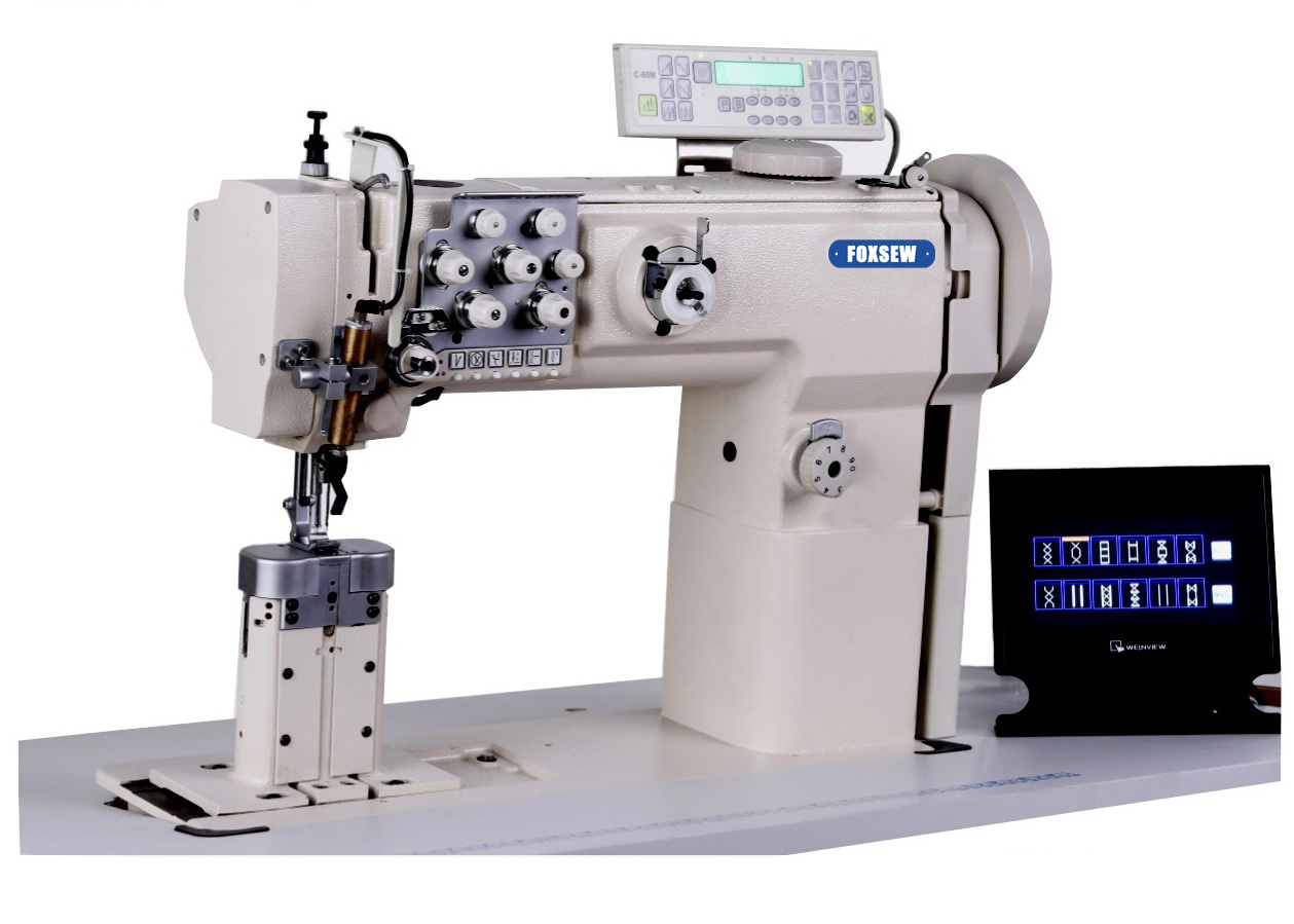 KD-1780D-550 Computerized Post Bed Ornamental Stitch Sewing Machine