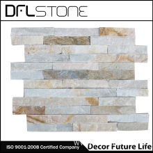 super thin natural beige stone cladding