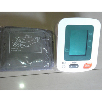 Automatic Digital Blood Pressure Monitor Sphygmomanometer