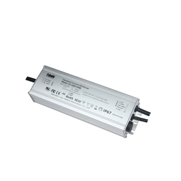 Aluminium LED Street Light Strømforsyning DC