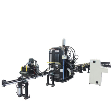 High speed Angle Tower Punching Machine