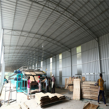 Wood Drying Process Machine for Sales