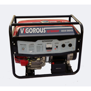 8KW Gasoline Electric Generator with AVR