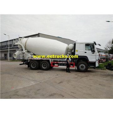 HOWO 10000 Litres Beton Transport Trucks
